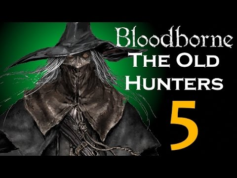 BLOODBORNE: THE OLD HUNTERS #5 - The Fishing Hamlet, Shark Attack, Shortcut