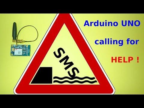 SIM800 arduino statement of the account balance   FunnyDog TV