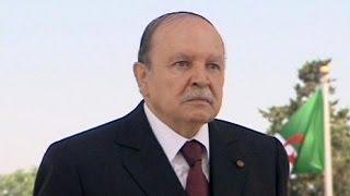 الرئيس الجزائري عبد العزيز بوتفليقة ينقل إلى باريس...