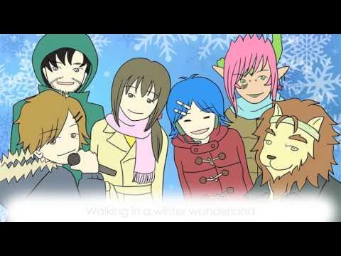 【UTAU Chorus】Winter Wonderland  Dont Worry Be Happy【6 Vocalists】