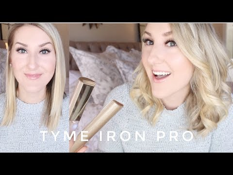Using the NEW Tyme Iron Pro...