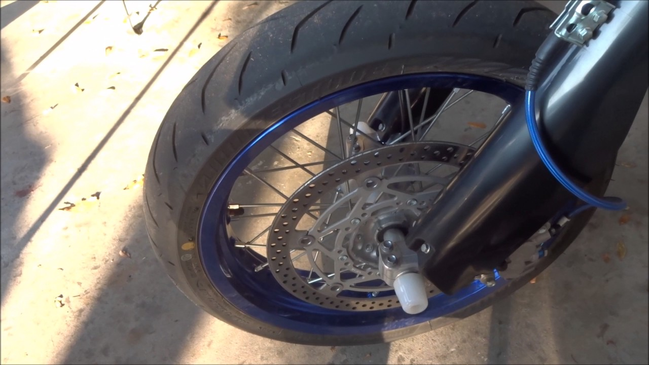 hight resolution of how to trail tech vapor installation 1080p on 2014 suzuki drz400sm