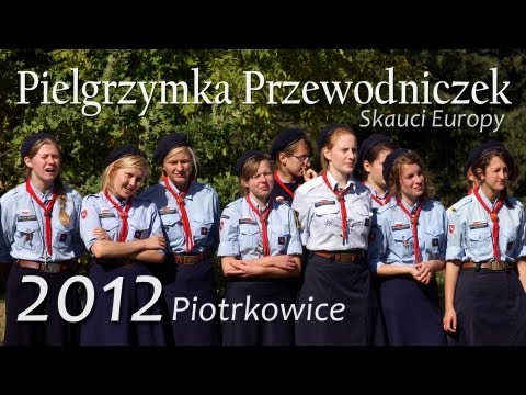 FOTO: Pielgrzymka Przewodniczek - Skauci Europy   Piotrkowice 2012