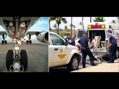 16 Years US teenager survives five hour flight in wheel well