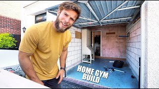 Building A Garage Gym for CrossFit®