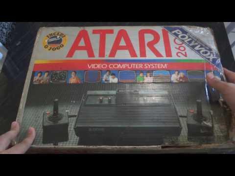 Unboxing ATARI 2600 #004