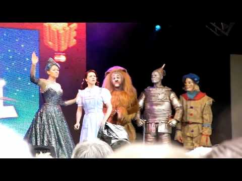 Already Home - Wizard Of Oz - Emily Tierney and Danielle Hope - West End Live 2011
