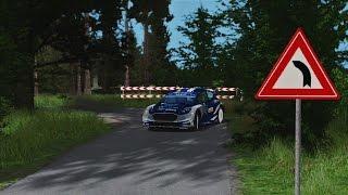 Richard Burns Rally [NGP] - Ford Fiesta WRC 2017 - Testing@Gestel [4k]