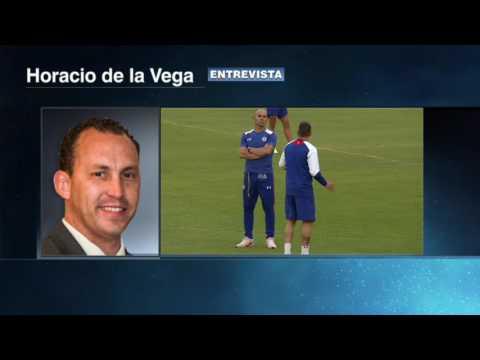 Horacio de la Vega, confirmó que el nuevo estadio de Cruz Azul estará en el velódromo olímpico