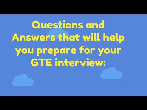 GTE Interview Australia | GTE Interview Questions And Answers | Student Visa Australia