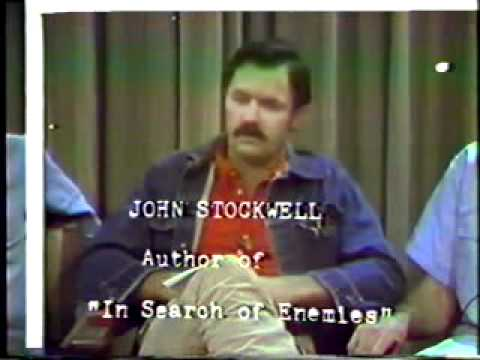 John R Stockwell and the CIA (PART III) (1979) - 06 of 13
