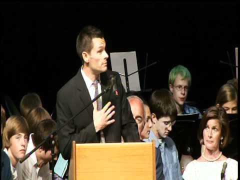 GRCHS Class of 2012 Graduation Speeches