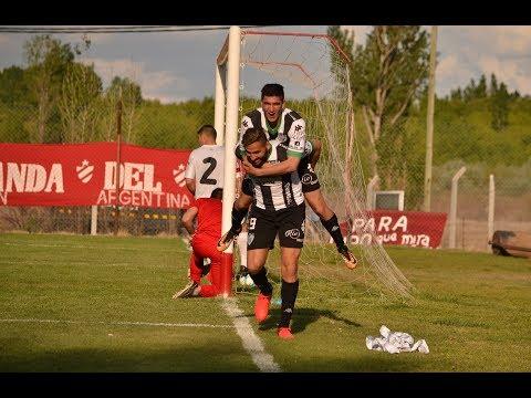Mirá el gol que le dio la victoria al Albinegro