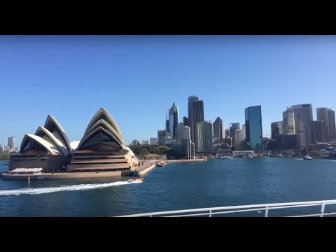 Live Stream Cruising Sydney Harbour