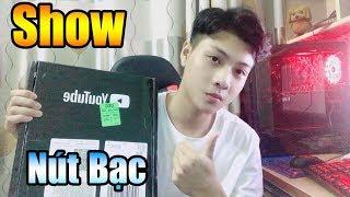 Lưu Trung TV Đập Hộp Nút Bạc Youtube