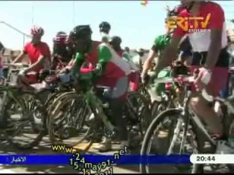 Eritrea - Eritrea wins the African Cycling Championship 2011 - 2of2