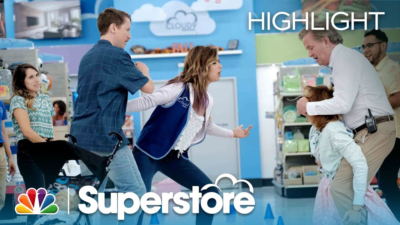 Download Amy's Out-of-Control Baby Shower - Superstore (Episode Highlight)