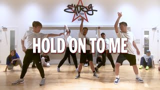 Hold on to Me – Kyle Dion / Shinji choreography