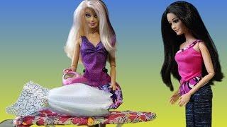 Мультик Барби Свадебное Платье для Ракель Видео для девочек Куклы Барби на русском