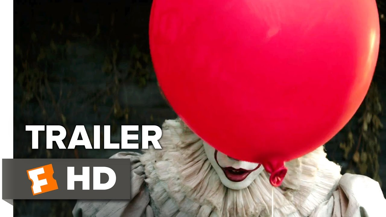 It Teaser Trailer 1 2017 Movieclips Trailers Youtube
