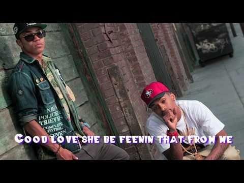 New Boyz ft Teairra Mari  Spot Right There  Lyric