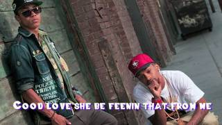 New Boyz ft. Teairra Mari - Spot Right There Official Lyric Video