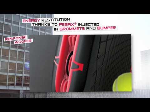 TennisAchat : Babolat Pure Strike 2014