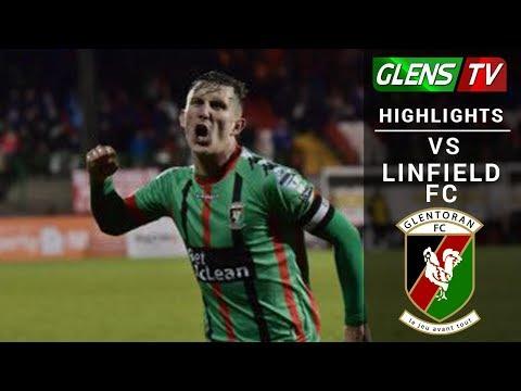 Glentoran vs Linfield - 26th December 2017