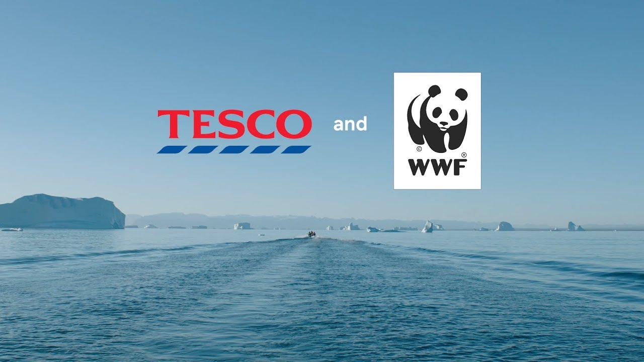 Tesco and WWF | Working Together