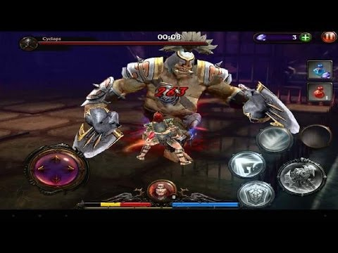 Eternity Warriors 3 - Android And IOS GamePlay 2