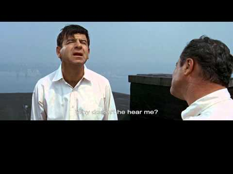 The Odd Couple - rooftop scene (favorite scene!)
