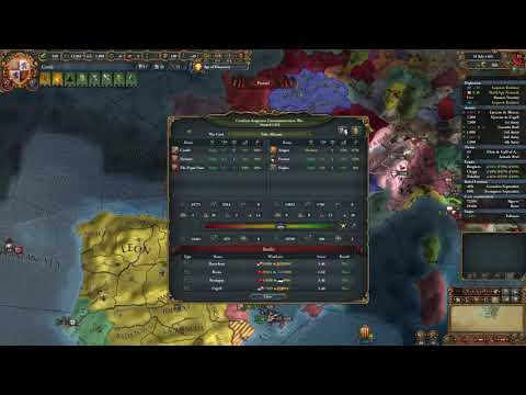 Let's Play Europa Universalis IV - Reddit Challenge: What is Dead may never Die - Episode 2
