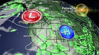 CBSLA Morning Weather Brief (July 10)