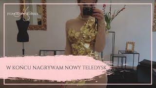 W końcu nagrywam nowy teledysk + wybór stylizacji (Honorata Skarbek)
