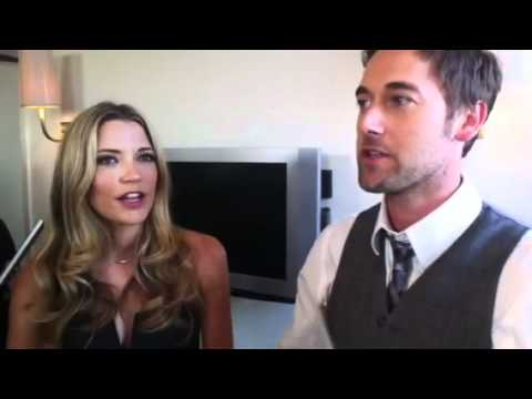 Daybreak stars Sarah Roemer and Ryan Eggold chat about the