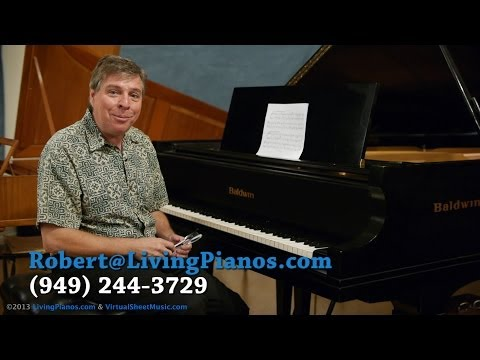 How To Play Hymns On The Piano