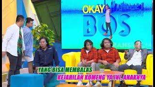Komeng Mati Kutu, Anak-Anaknya Datang! | OKAY BOS (08/01/21) Part 3