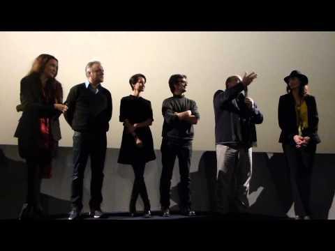 """Avant-première du film """"Mon fils"""" (""""Dancing Arabs"""") - 27 janvier 2015"""