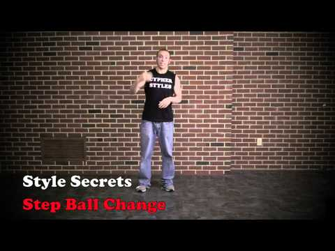 Step Ball Change - How To Club Dance 2 DVD