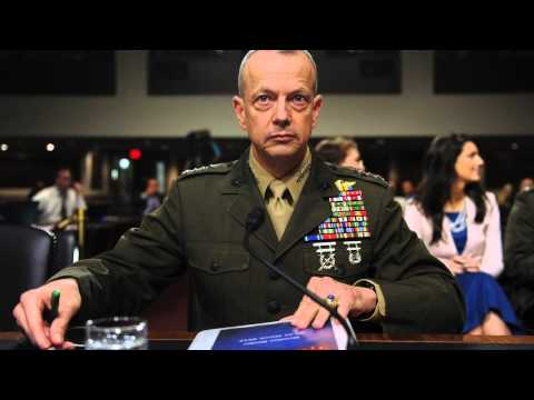 Gen. Allen turns down NATO post for retirement