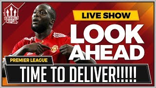Manchester United vs Tottenham Hotspur LIVE Premier League Preview