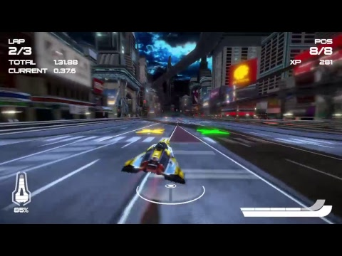[Random Plays] WIPEOUT OMEGA COLLECTION #2