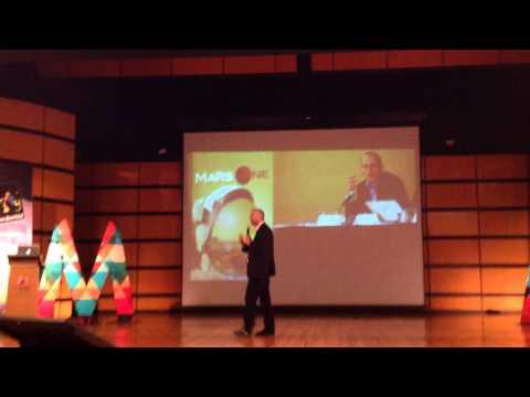 LECCIONES DE BRANDING EN EXPOMARKETING 2015 ANDY STALMAN