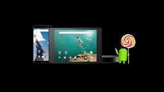 Знакомство с Nexus 6 и Nexus 9