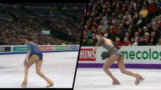 Evgenia Medvedeva Flutz ISU Exposed Yuna Kim