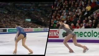 Evgenia Medvedeva Flutz ISU Exposed Yuna Kim