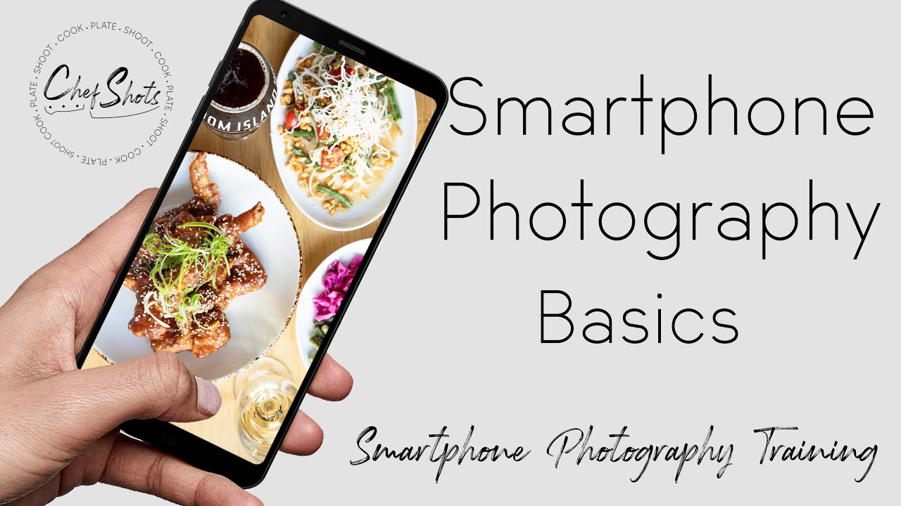 Smartphone Food Photography | 5 Tips to build your Foundation