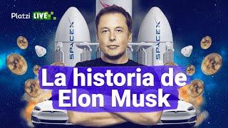 Elon Musk, biografía y marca personal | PlatziLive