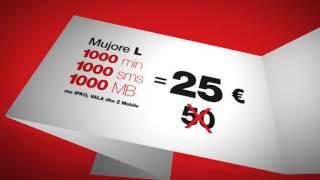 Pakot Mujore me 50% zbritje - Mujore L