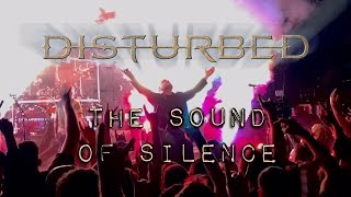 Disturbed - Sound of Silence as seen on Conan - Live 2016